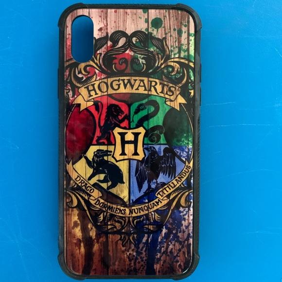 iPhone XR Harry Potter hogwarts case